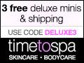 Timetospa.com (Steiner Leisure Limited)