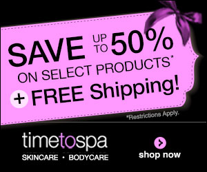 Timetospa.com (Steiner Leisure Limited)