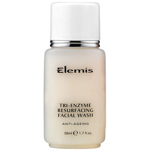 Elemis Tri-Enzyme Resurfacing Facial Wash / 50ml